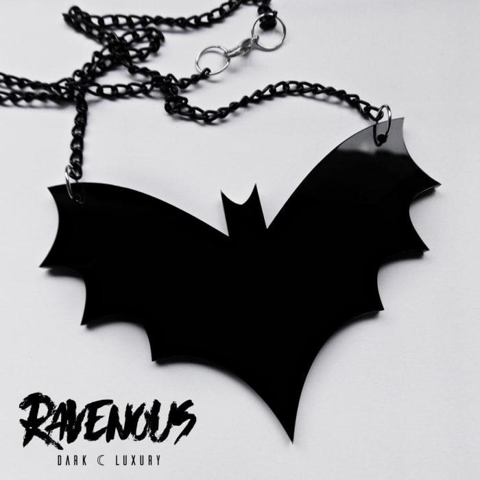 Colar Bat (0)
