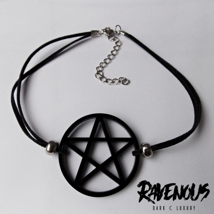 Choker Pentagram (0)