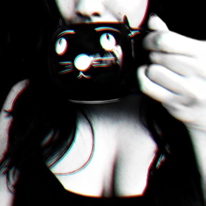 Caneca Black Cat (0)