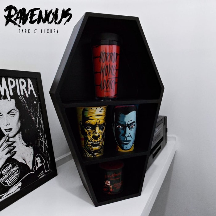Coffin Shelf Nemesis  (0)